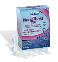 NanoTears® TF Preservative Free Gel Drops is a unique innovation in Dry Eye Therapy.